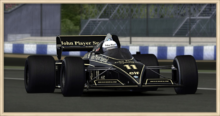 Brabham BT52 Mod update for rFactor released | Hoovers Homepage